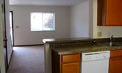 Kitchen, 1189 Rivercrest Drive, 1
