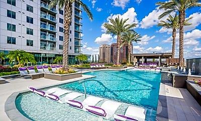 Pool, Catalyst Houston, 1