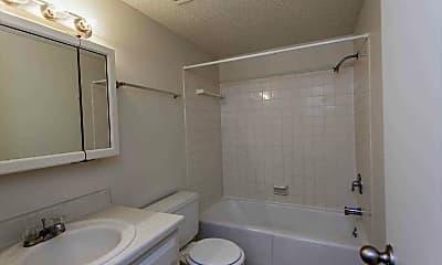 Bathroom, Montclair Place, 2