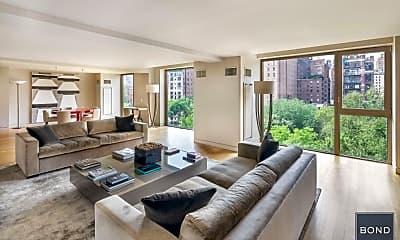 Living Room, 50 Gramercy Park N, 2