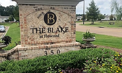 THE BLAKE AT FLOWOOD, 1
