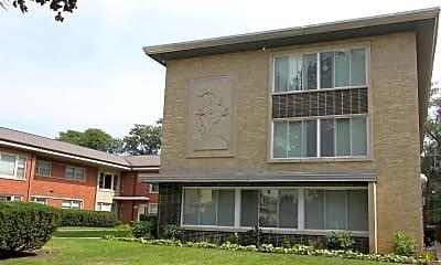 Building, 1519 Bonnie Brae 1E, 0