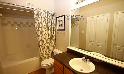 Bathroom, 1801 Palm Valley Blvd, 2