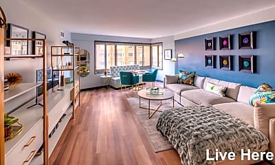 Living Room, 1352 N Lake Shore Dr, 0