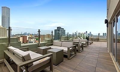 Patio / Deck, 880 Bergen Ave 307, 1