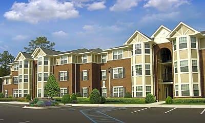 Building, Regent Park Apartments, 0