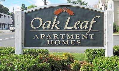 Oak Leaf Apartments, 0