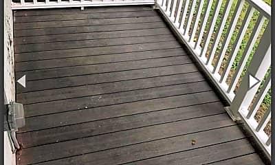 Patio / Deck, 937 Broad St, 2
