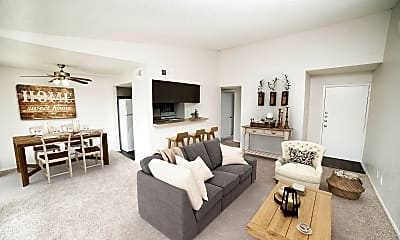 Living Room, The Borough, 1