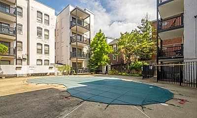 Building, 1480 Commonwealth Avenue, 1