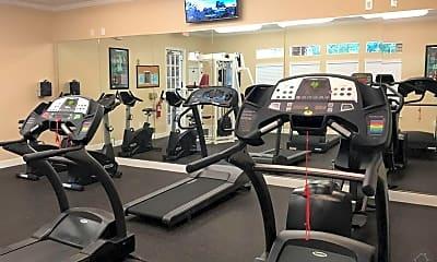 Fitness Weight Room, 3411 Walnut Bend Ln, 1