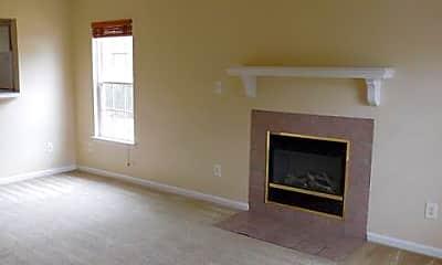 Living Room, 407 Meadowbrook Ln, 1