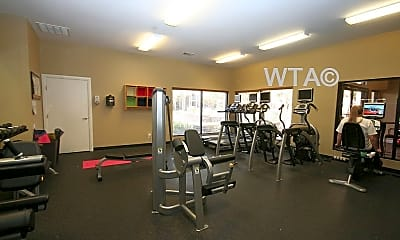Fitness Weight Room, 3101 Shoreline Dr, 2