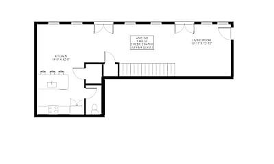 Building, 2046 N Front St, 1