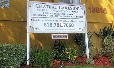 Chateau Lakeside Apartments, 1