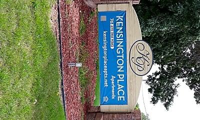 Kensington Place, 1