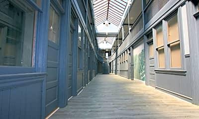 Courtyard, Smartland Body Block Arcade, 1