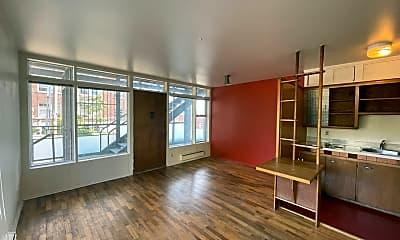 Living Room, Capitol Crest 301 14th Avenue E, 2