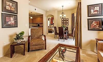 Living Room, La Borgata, 1