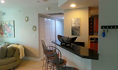 Dining Room, 610 Clematis St 601, 1