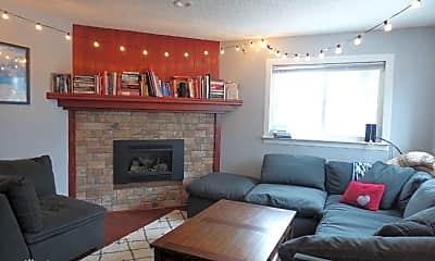 Living Room, 8807 Washburn St, 0