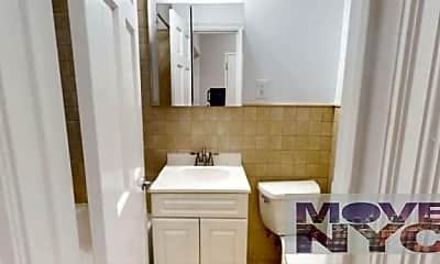 Bathroom, 11-23 125th St, 2