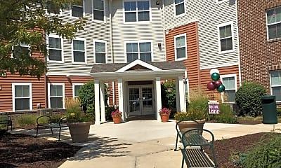 Cornerstone Senior Apartments Homes, 1