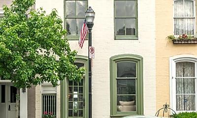 Building, 229 South Market Street, 0