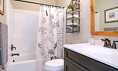 Bathroom, 102 Brunswick Rd, 2