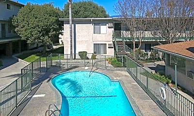 Pool, Windsor Apartments, 0