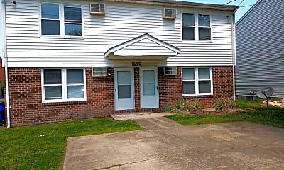 Building, 3406 Tait Terrace, 2