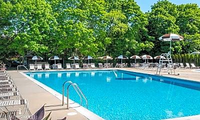 Pool, Hillcrest Village - NY, 1