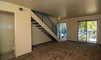 Living Room, Hillcrest Court, 1