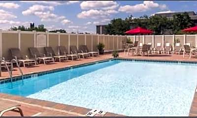 Pool, Great River Lofts, 1
