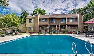 Pool, Santana Ridge Apartments, 0