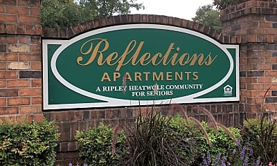 Reflections Apartments, 1