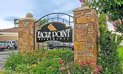 Community Signage, Eagle Point, 0
