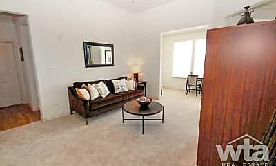 Living Room, 2800 Sunrise Rd, 1
