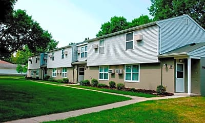 Building, Homestead Village Townhomes, 0