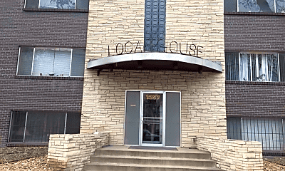Building, 1257 Logan St, 0