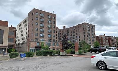 Stuyvesant Apartments, 2