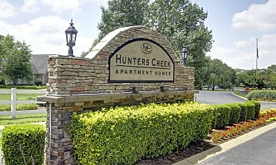Community Signage, Hunters Creek, 2