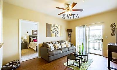 Living Room, 12727 Vista Del Norte, 1