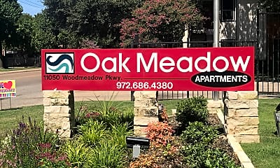 Oak Meadow Apartments, 1