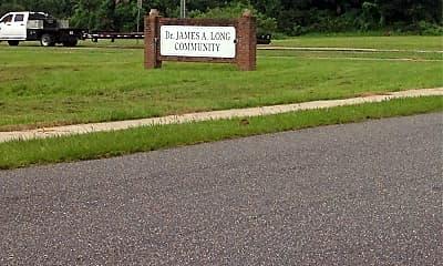 Dr. James A. Long Community, 1