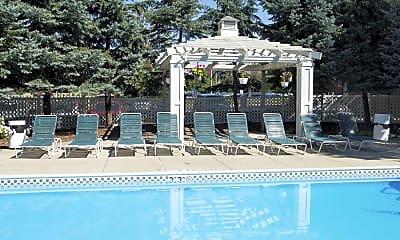 Pool, Legend Park Apartments, 0