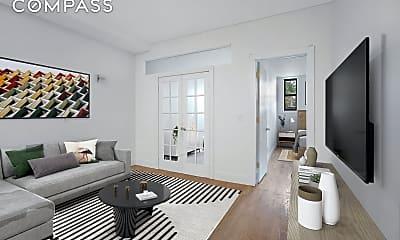 Living Room, 1263 Broadway 1-L, 1