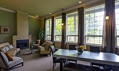 Clubhouse, Rivercroft Apartments, 1