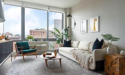 Living Room, 235 Grand St, 0