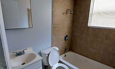 Bathroom, 1453 W 24th St, 2
